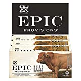 EPIC Provisions Beef Apple + Uncured Bacon Bar, 12-Count, 516 Gram