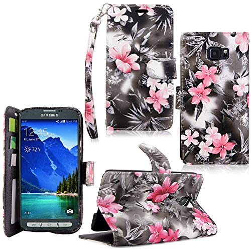 Galaxy Active Case Cellularvilla Pink_Flower product image