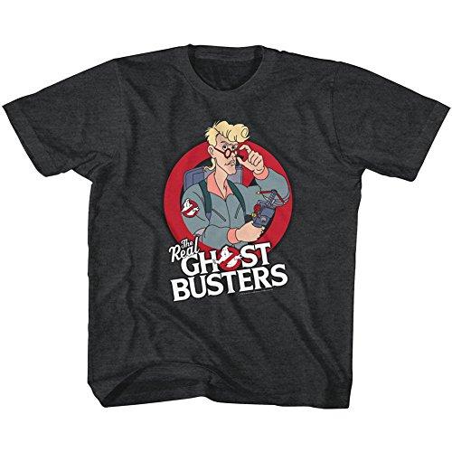 Âge Série Enfant Classics Tee Egon American Bas Pour Télévisée Ghostbusters shirt Fille Vraie En qF68t