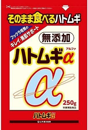 山本漢方製薬ハトムギアルファ250g