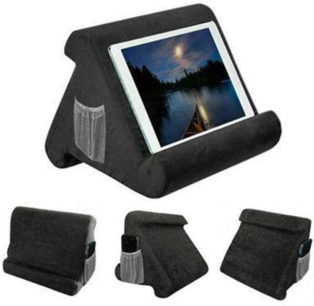 Black Aovie Laptop Computer Stands Foldable Tablet Soft Pillow Pad ...