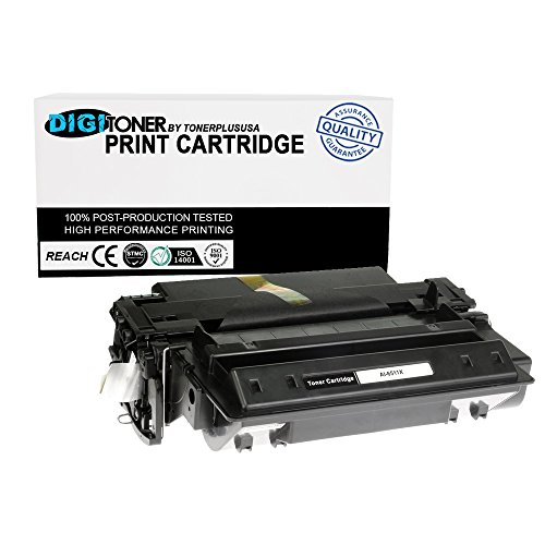 TonerPlusUSA Compatible Toner Cartridge Replacement for HP Q6511X ( BLACK , 1-Pack )