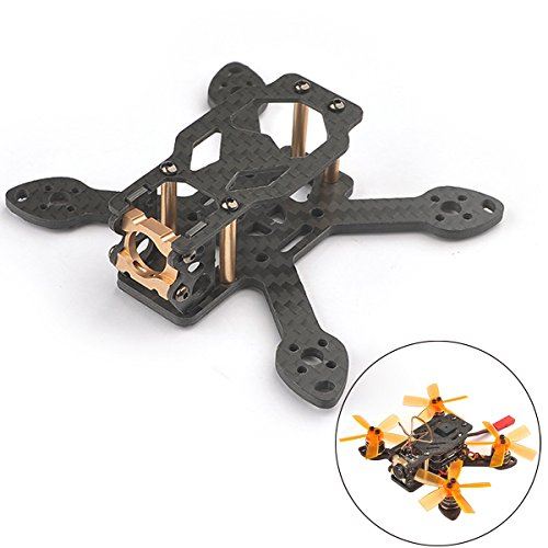 90mm 3K Carbon Fiber Quadcopter Frame for Racing Quadcopter Micro FPV Drone …
