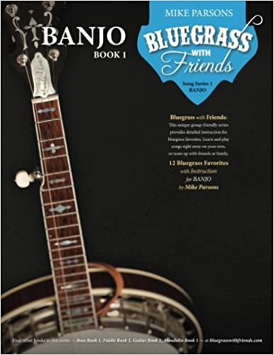 bluegrass with friends guitar book 1 volume 2