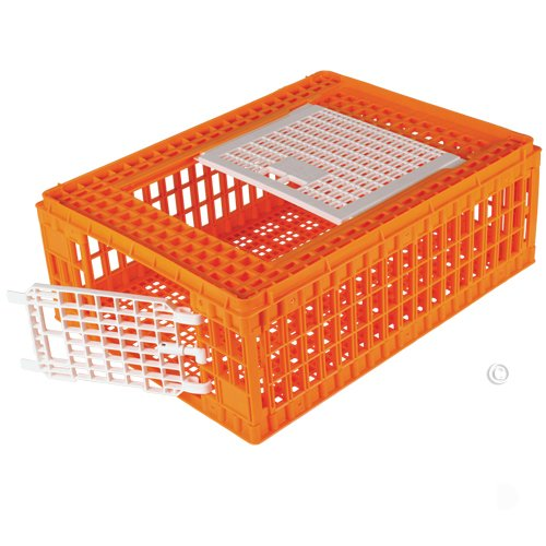 Chicken Crate - Premier Poultry Carrier Crate