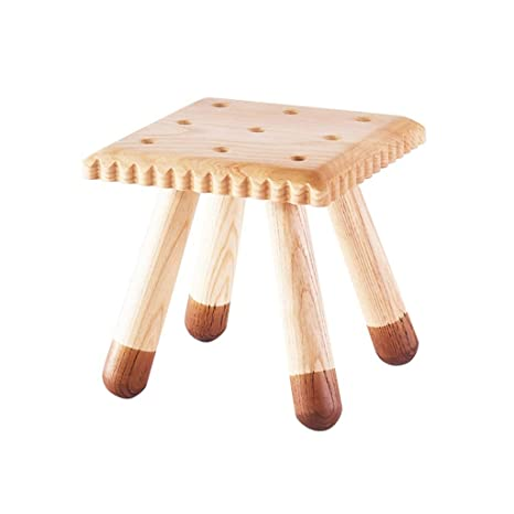 Sensational Amazon Com Low Stool Coffee Table Stool Children Small Customarchery Wood Chair Design Ideas Customarcherynet