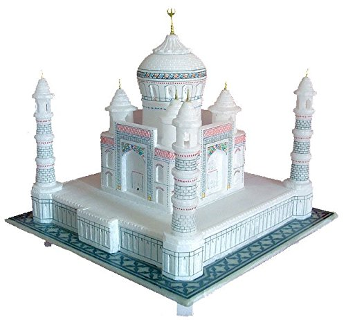 Marble India Souvinir Collectible Handicraft Taj Mahal / Tajmahal Replica StonKraft