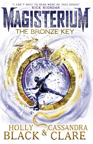 Download PDF Magisterium - The Bronze Key