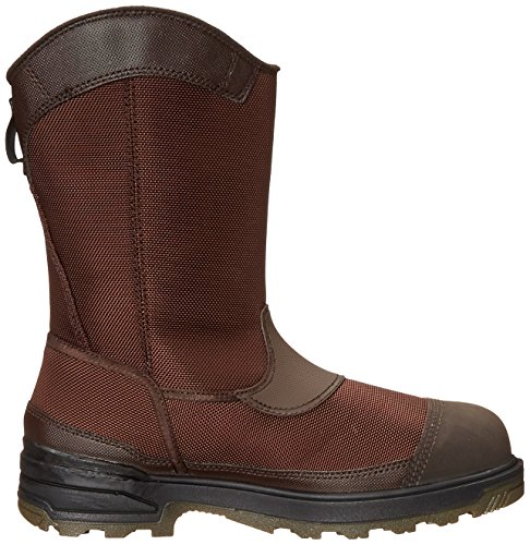 Brown Men's Toe Composite Boot CSA Nylon Timberland Hunt On and PRO Waterproof Pull Ballistic Work Mortar Ow5O14qf