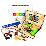 Piper Computer Kit (2018 Edition) - Teach Kids to Code - STEM Learning Toy with Minecraft: Raspberry Pi