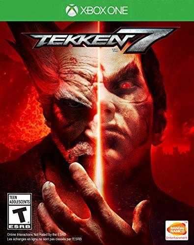 Tekken 7 - Xbox One - Shopping Creek Walnut