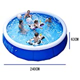 Inflatable Swimming Pool Above Ground for