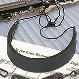 Neotech C.E.O. Comfort, Black Clarinet Strap