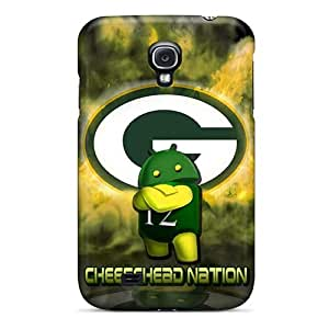 MeSusges QDndDRH6103xvuws Case Cover Galaxy S4 Protective Case Green Bay