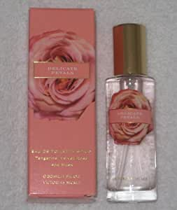 victoria 39 s secret garden delicate petals eau de toilette spray 1 fl oz 30 ml. Black Bedroom Furniture Sets. Home Design Ideas