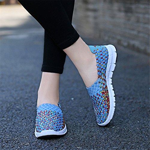 Blau3 Zapatillas para SH075 Mujer AIRAVATA wPp4qIzq