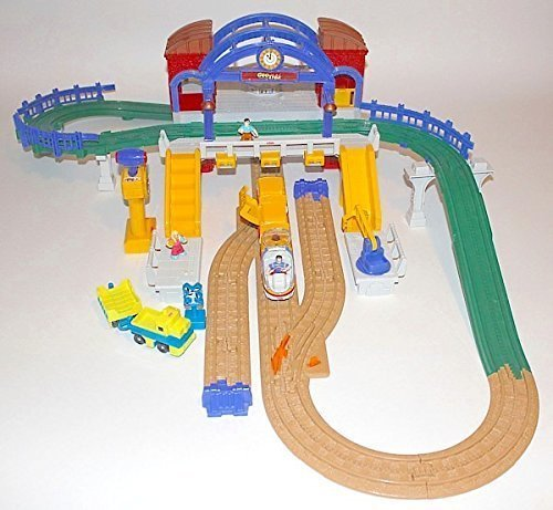 GeoTrax Grand Central Station with (Grand Central Train Station)