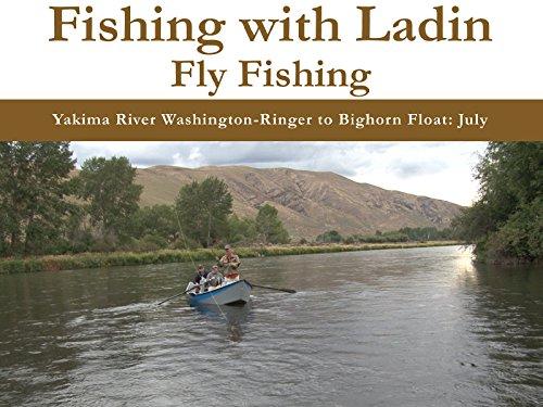 Yakima River Washington-Ringer to Bighorn Float: July ()