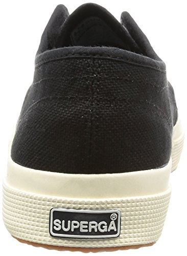 Noir Cotu Femme 2750 Basses Baskets Slipon Superga UY1wqxg