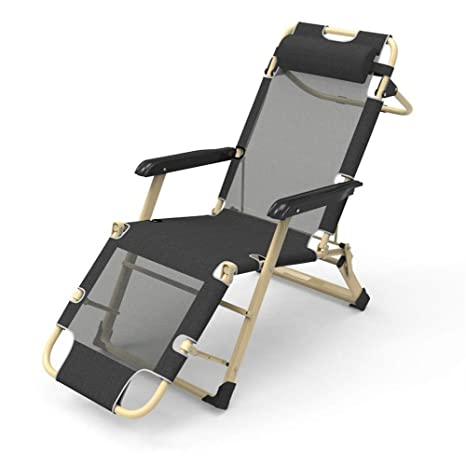 Amazon.com: TYYPL5GPFA Chaise Lounger Sun Lounger Reclining ...