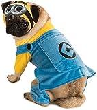 Despicable Me Minion Pet Costume, X-Large