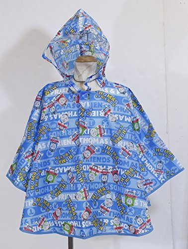 Anime rain poncho Thomas the tank engine Thomas logo (Thomas The Tank Engine Border)