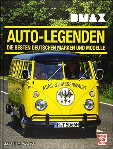 DMAX Auto-Legenden: Die besten deutschen Marken und Modelle