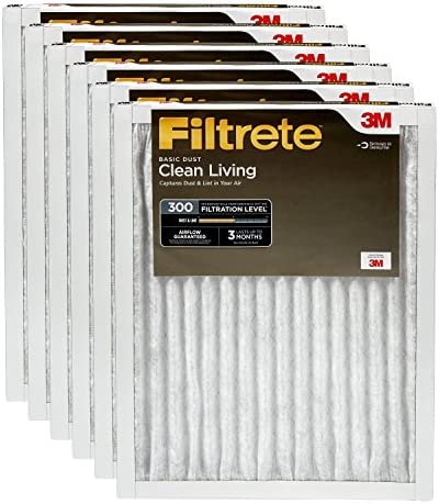 Filtrete 12x24x1 MPR 300 Furnace product image