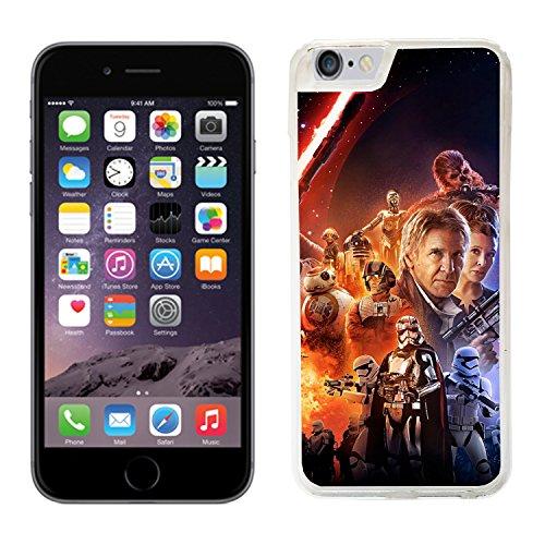 Star Wars Schutzhülle für iPhone 6/6S Cover Hard Schutz (13) für Apple i Handy Force weckt