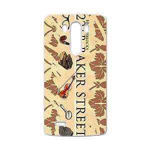 221B Baker Street Cell Phone Case for LG G3