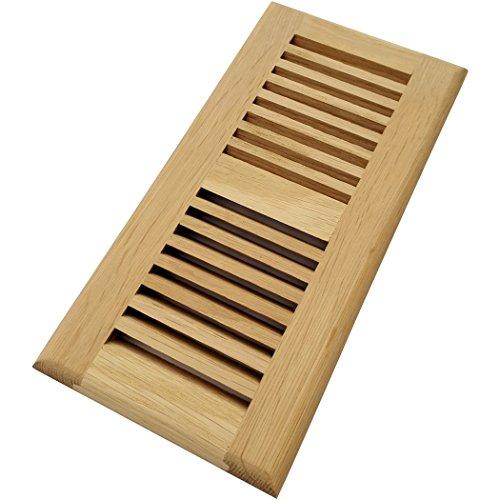 oak floor vent covers - 2