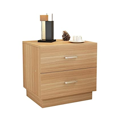 newest f731e 5d34e Amazon.com: Bedside Table 2 Drawers,Nightstand Table Chest ...