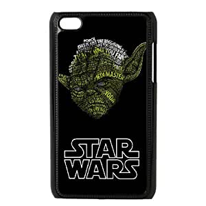 GRTT Phone Case Star War Bumper Plastic Customized Case FOR Ipod Touch 4