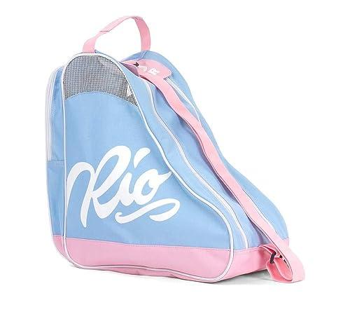 Rio Roller Script Skate Bag, Bolsa de Tela y de Playa Unisex Adulto, Multicolor