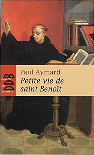 Couverture Petite vie de saint Benoît