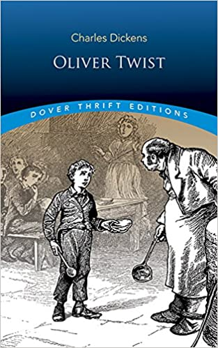 Oliver Twist (Dover Thrift Editions): Charles Dickens ...