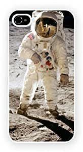 Neil Armstrong first man on the Moon iPhone 4/4s Case