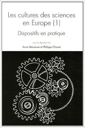 Télécharger en ligne Questions de Communication, Serie Actes, N 18/2013. les Cultures des Sciences en Europe (1). Dispos pdf, epub