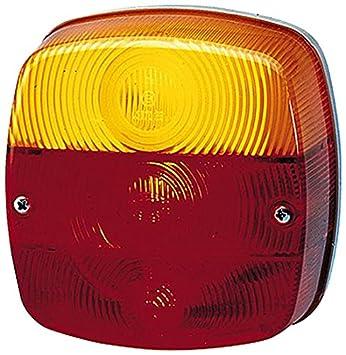 New Genuine HELLA Combination Rear Tail Light Lamp Lens 9EL 997 451-001 Top Germ
