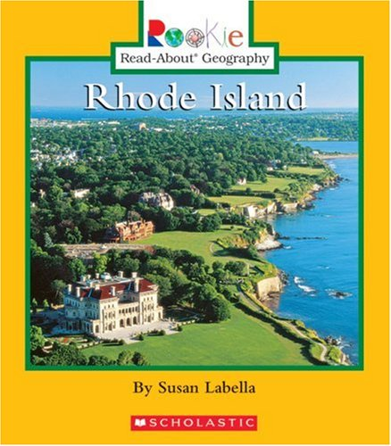 Download Rhode Island (Rookie Read-About Geography) PDF