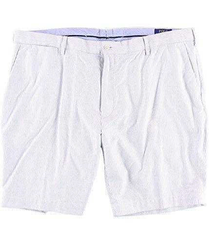 Polo Ralph Lauren Classic-Fit Flat-Front Newport Oxford Shorts ()