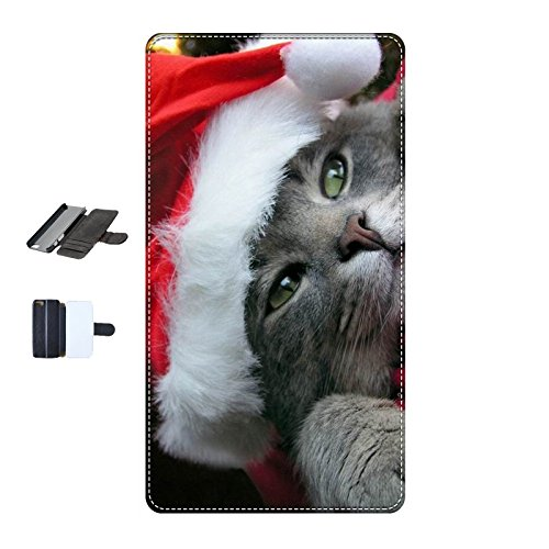 Housse Iphone 5-5s-SE - Chat de noël