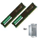 MacMemory Net 16GB DDR3-1066 ECC DIMM PC3-8500 DDR3 1066Mhz Kit for Apple Mac Pro (2x 8GB)