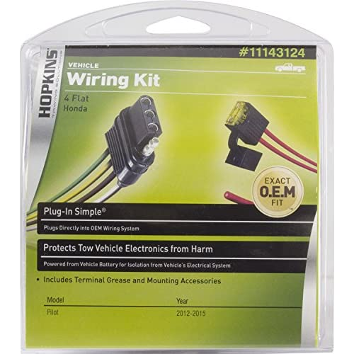free shipping Hopkins Towing Solution 11143124 Plug-In ... on