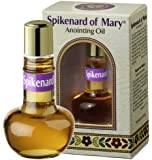 Spikenard of Mary - Messiah Anointing oil - 8ml ( .27 fl. oz. )