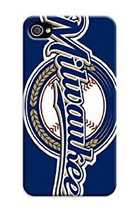 iphone 5c Protective Case,Fashion 3D Baseball iphone 5c Case/Milwaukee Brewers Designed iphone 5c Hard Case/Mlb Hard Case Cover Skin for iphone 5c
