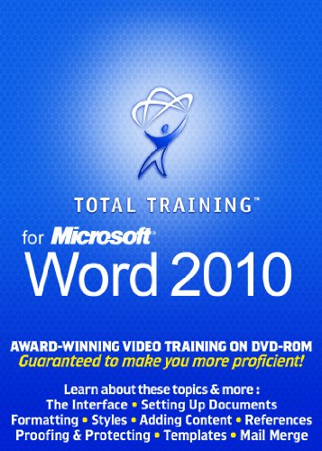 Total Training for Microsoft Word 2010 [Download]