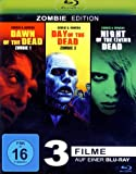 Zombie Edition: Dawn of the Dead/Day of the Dead/l [Blu-ray]