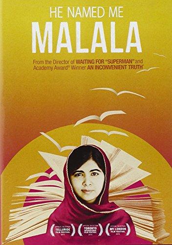 He Named Me Malala (2015) (Movie)