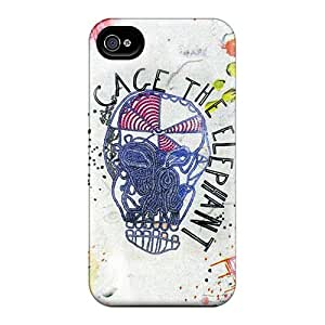 Great Cell-phone Hard Cover For Iphone 6 With Support Your Personal Customized Nice Cage The Elephant Pattern IanJoeyPatricia